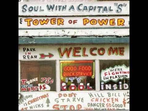 Tower Of Power - Diggin On James Brown