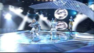 Verka Serduchka - Dancing Lasha Tumbai (Ukraine) 2007 Eurovision Song Contest(We are already counting down to the 2012 Eurovision Song Contest in Baku. We do that by looking back to recent editions of Europe's favorite TV show., 2012-01-12T14:05:10.000Z)