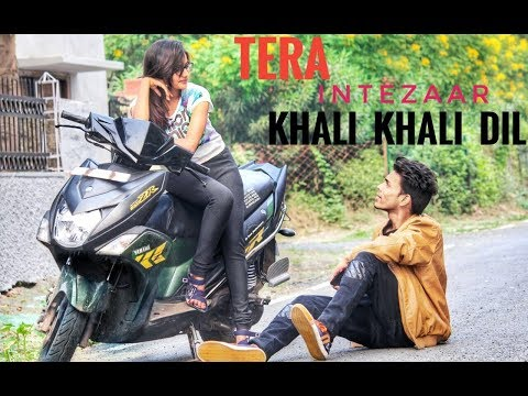 Tera Intezaar | Khali khali dil | Armaan malik | Dance video | freestyle | Rion soni & Aakanksha