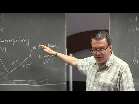 Igor Klebanov (Princeton University): Large N Theories - Lecture 1