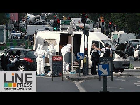 Opération antiterroriste / Villejuif - Le Kremlin Bicêtre (94) - France 06 septembre 2017