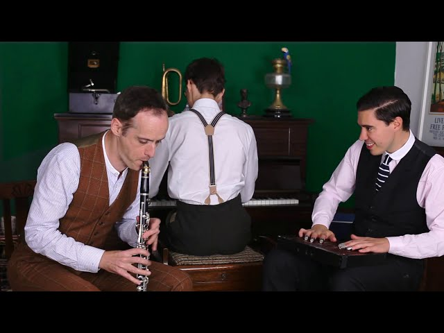Skoodlum Blues - Horniblow's Hot Three