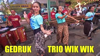 Download Lagu Trio Wik Wik !! KORBAN JANJI Versi Gedruk Carehal Jogja (Angklung Malioboro) Guyon Waton Cover mp3