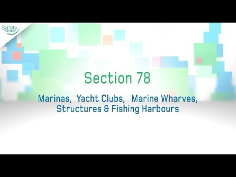 Section 78 (Marinas, Yacht Clubs, Marine Wharves...) - 2015 BC Electrical Code Change