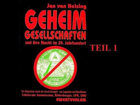 GEHEIMGESELLSCHAFTEN (Teil 1) Und Ihre Macht Im 20. Jahrhundert Jan Van Helsing