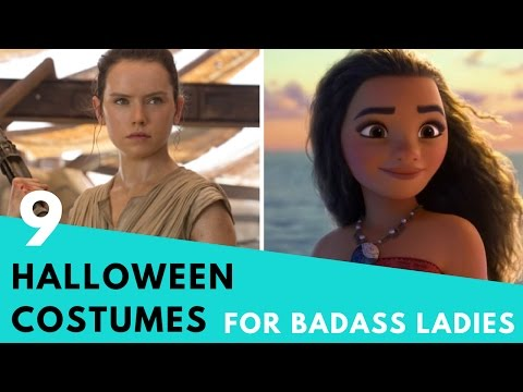 9 Halloween Costumes For Badass Ladies! | Hollywire