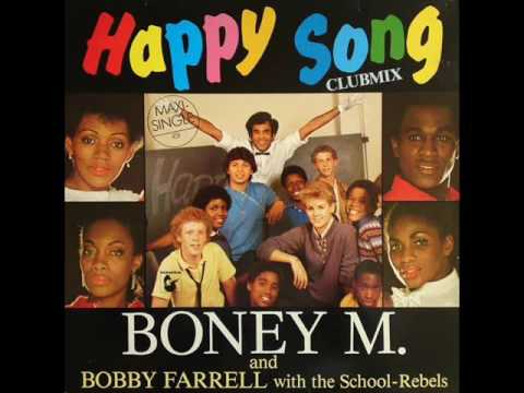 Boney M  Happy Song High Energy