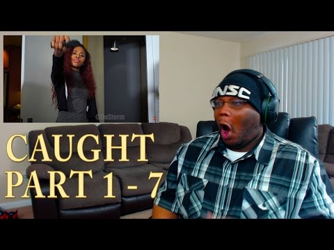 DeStorm Caught Part 1 - 7 REACTION