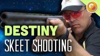 Destiny SKEET SHOOTING - Custom Game