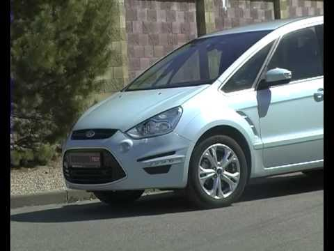 народный тэст драйв-ford s max 2011