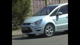 Ford S-max: тест-драйв программы Автопанорама(Тест-драйв