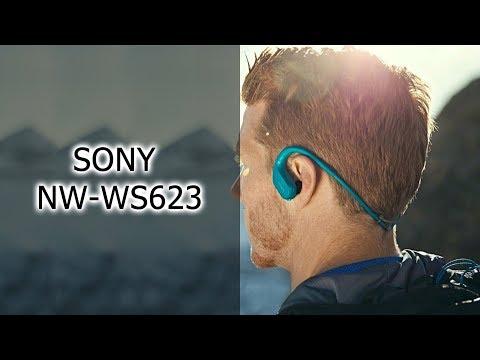 Обзор MP3-плеера Sony NW-WS623