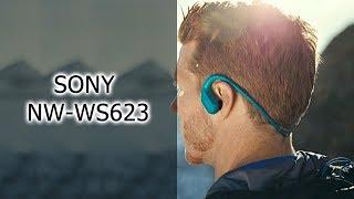 Огляд MP3-плеєра Sony NW-WS623