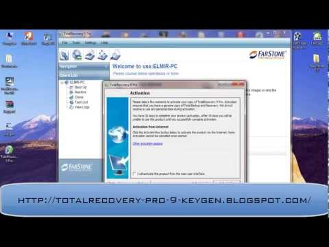 TotalRecovery Pro 10.03 Build 20140425 + Keygen