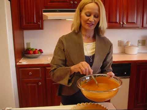 Betty's All-Time Favorite Pumpkin Pie