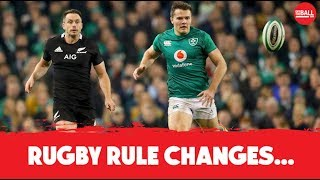 World Rugby considers radical rule changes | Explainer