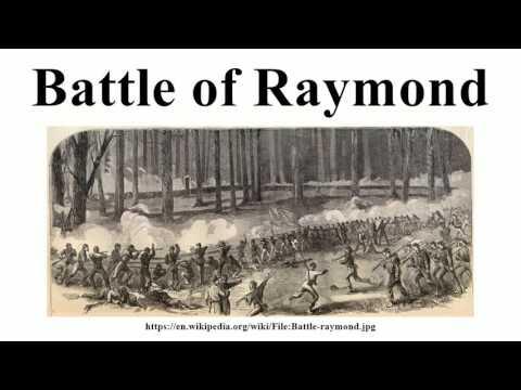 Battle of Raymond
