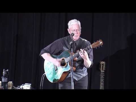 PEGASUS Conference 2016: Bruce Cockburn Performance