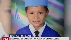 24 Oras: Basyo ng balang natagpuan sa crime scene, tugma sa baril ng pulis ...
