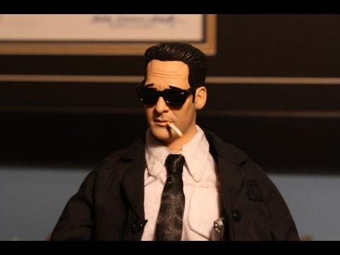 "Palisades Reservoir Dogs - Mr. Blonde 12"" Action Figure Unboxing/Review"