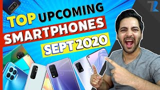 Top 10+ Upcoming Smartphones To Launch In India [SEPTEMBER 2020]