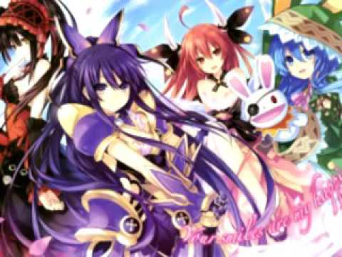 #AnimeMusic |Date a live Opening 1