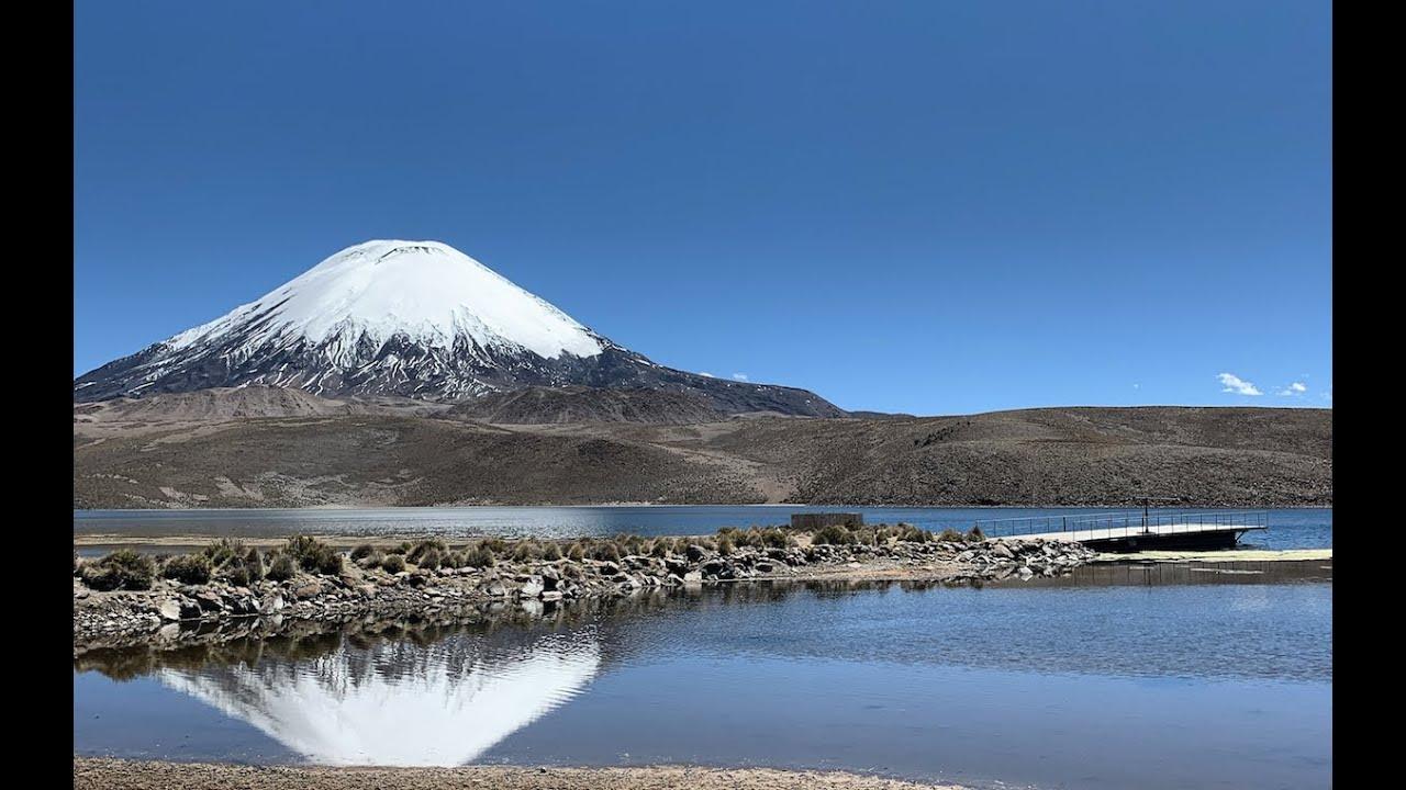 Viaje altiplano chileno - Norte Grande