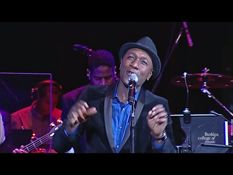 Marvin Gaye - What's Going On (Aloe Blacc Cover - Live At Berklee)