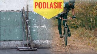 Widzowie sprzątali skate park. Podlasie Trip - Siemiatycze - Hajnówka - Białystok