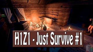 H1Z1 - JUST SURVIVE #1 - #danilosanfer