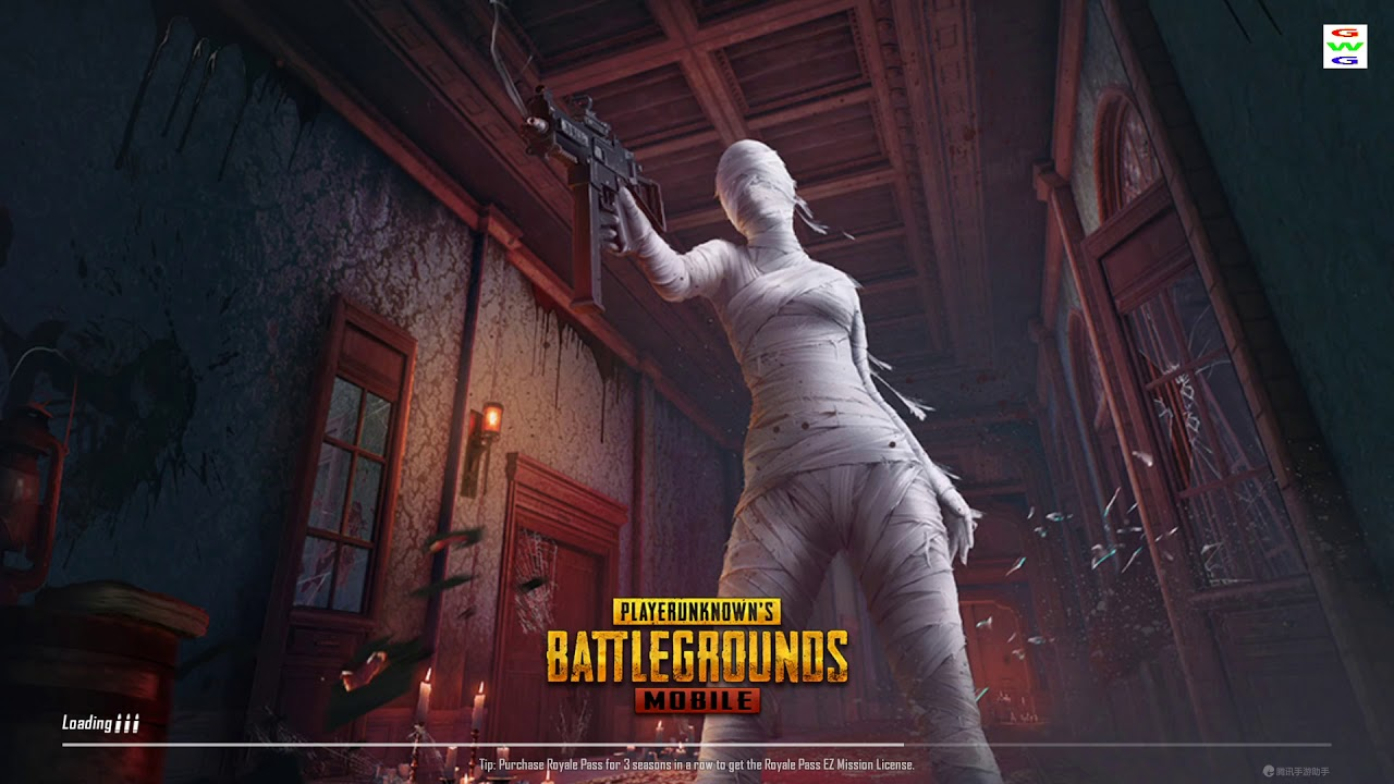 Team DeathMatch Champion Pubg Mobile Squad - Nvidia GTX 1070 benchmark