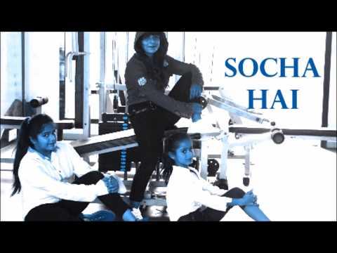 Socha Hai | Dance Cover | Saniya Choudhary | Baadshaho