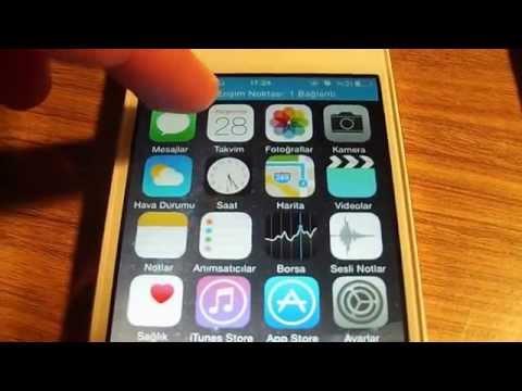 iPhone ve iPad cihazların reset atmasına sebep olan sistem açığı