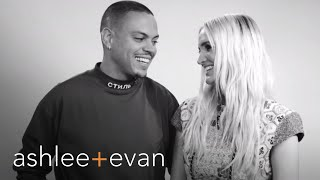 Ashlee Simpson-Ross & Evan Ross Answer Rapid-Fire Questions | Ashlee+Evan | E!