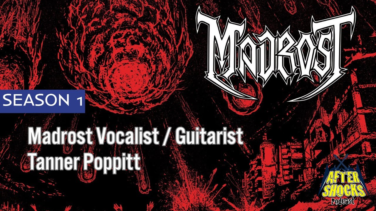 All The Sub Genres Hurt The Acceptance Of Death Metal - Madrost Vocalist Guitarist Tanner Poppitt
