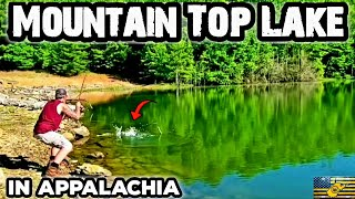 Memorial Day Fishing Adventure In The Appalachian Mountains