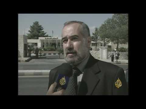 أرشيف-محاكمة رائد حجازي بالأردن بقضية تنظيم القاعدة