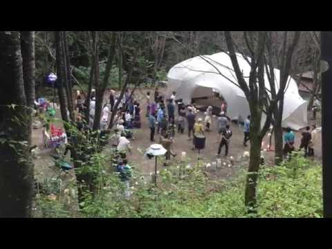 Tom Middleton - Live @ CAMP Off-Tone 2016, マウントピア黒平 2016-10-02