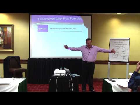 REAL ESTATE BY THE NUMBERS   17 Four Commercial Cash Flow Analysis 1