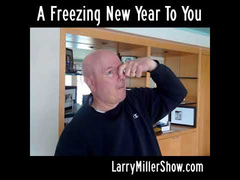A Freezing New Year To You