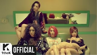 Brown Eyed Girls - Warm Hole