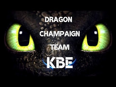 Dragon Champaign 2019! Team KBE !!! Two fights in one video :)