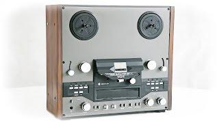 """""""Олимп 701"""" Катушечный магнитофон Россия 1992 г."""