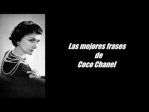 Frases Célebres De Coco Chanel