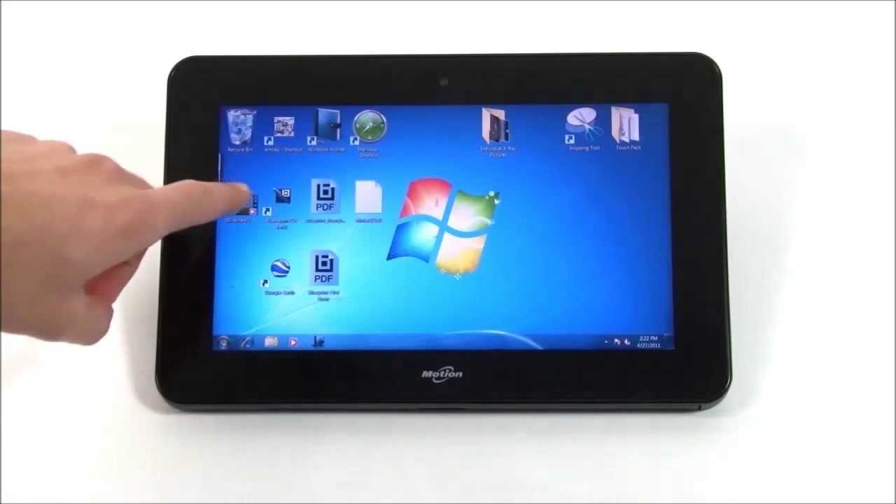 Motion Computing Cl910w Rugged Tablet Pc