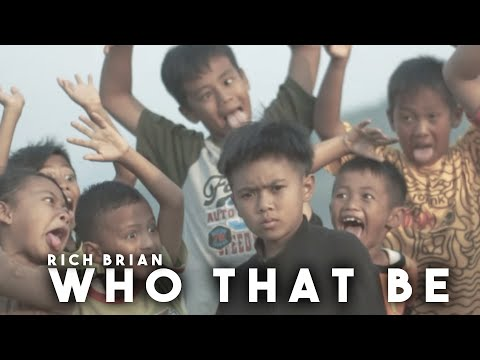 RICH BRIAN - WHO THAT BE - Cover | By MOYAN STUDIO From Indonesian Kid