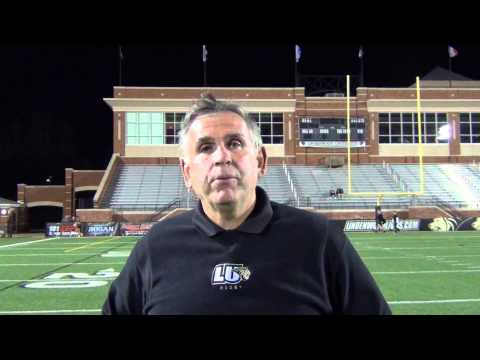 Postgame Interview with Lindenwood Head Men's Rugby Coach Ron Laszewski (4-6-2013)