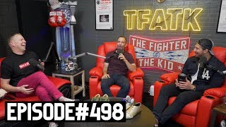 The Fighter and The Kid - Episode 498: Gary Owen