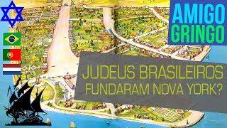 23 JUDEUS BRASILEIROS FUNDARAM NOVA YORK