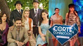 Corte y confección - Programa 16/09/19 - Inspiración en moda ATAV